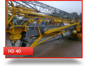 Used HD40 For Sale